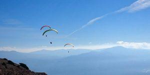 Türkeireise fliegen am Babadag