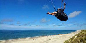 Paragliding Tegernsee Reisen